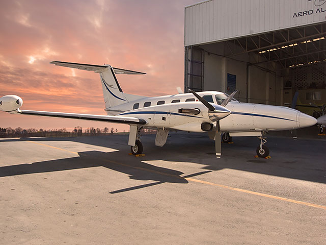 Cheyenne IIIA S/N 5501058 For Sale By JetBrokers