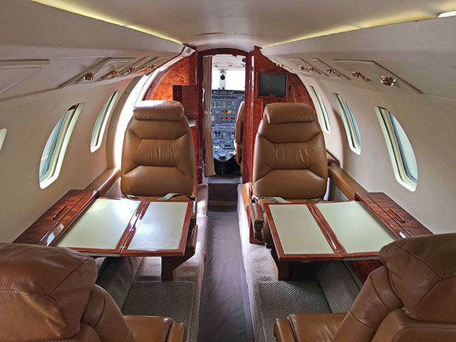 1984 Citation III S/N 650-0032 (Interior View #2)