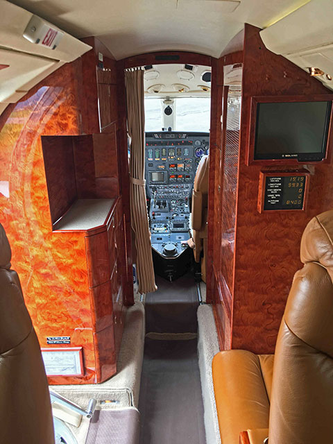 1984 Citation III S/N 650-0032 (Interior View #3)