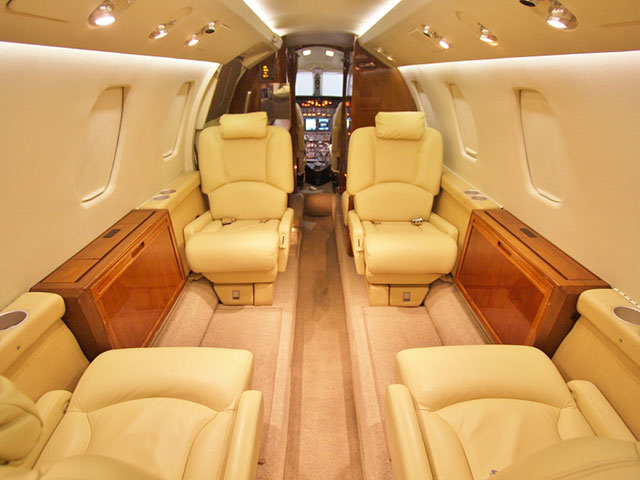1984 Citation III S/N 650-0037 (Interior View)