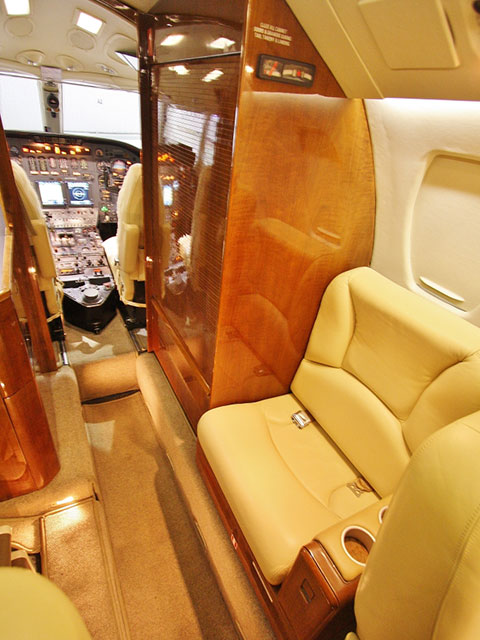 1984 Citation III S/N 650-0037 (Interior View #3)