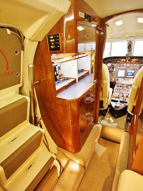 1984 Citation III S/N 650-0037 (Interior View #4)